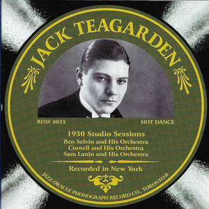 Jack Teagarden 1930 Studio Sessions album