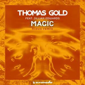 Magic (feat. Jillian Edwards) [filous Remix]