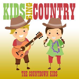 Kids Sing Country album