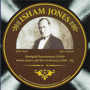 Isham Jones 1929-1934 album