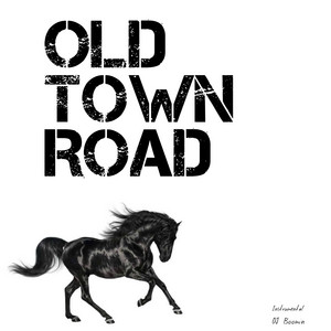 Old Town Road - Instrumental cover art