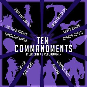 Ten Commandments (Seven Deadly Sins) cover art