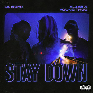 Stay Down cover art