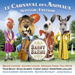 Saint-Saëns: Le carnaval des animaux, R. 125: XIII. Le cygne by Camille Saint-Saëns, Gautier Capuçon, Frank Braley, Michel Dalberto