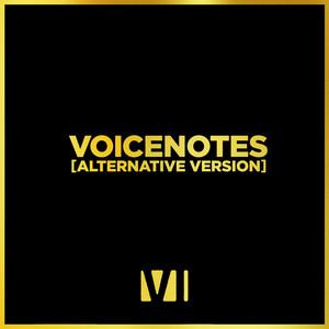 Voicenotes (Alternative Version)