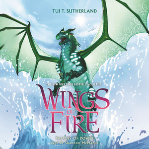 Talons of Power - Wings of Fire 9 (Unabridged)