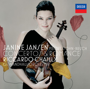 Romance in F for Viola & Orchestra, Op.85 by Max Bruch, Janine Jansen, Gewandhausorchester Leipzig, Riccardo Chailly
