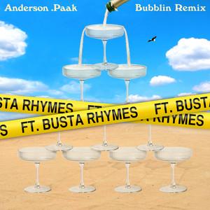 Bubblin (feat. Busta Rhymes) [Remix] cover art