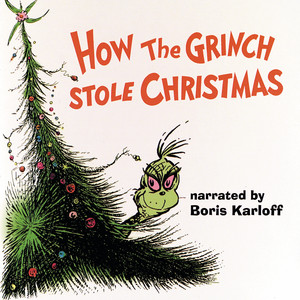 You're A Mean One, Mr. Grinch cover art