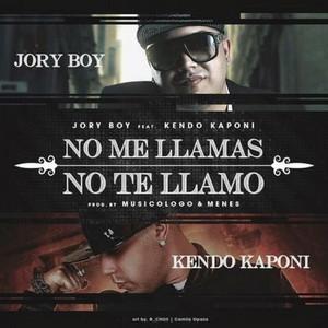No Me Llamas No Te Llamo (feat. Kendo Kaponi)