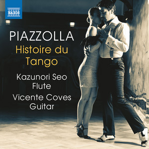 Suite del ángel (Excerpts Arr. V. Coves for Guitar): II. Milonga del ángel by Astor Piazzolla, Vicente Coves