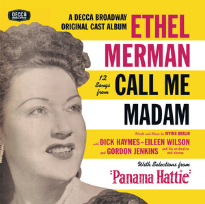 """12 Songs From Call Me Madam (With Selections From """"Panama Hattie"""") album"""