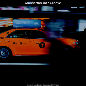 Subdued Sax Jazz - Vibe for SoHo cover art