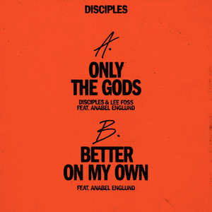 Only the gods · Disciples & Lee Foss ft. Anabel Englund