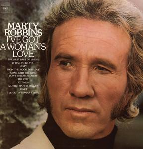 I've Got A Woman's Love album
