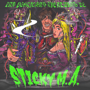 Las Pegajosas Aventuras de Sticky M.A. - Sticky M.A.