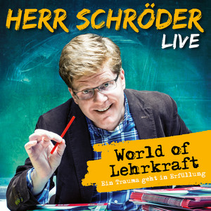 World of Lehrkraft (Live) Audiobook