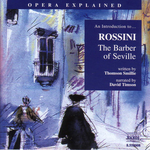An Introduction to … ROSSINI The Barber of Sevil... cover art