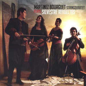 "Quartet No. 2 /Pham Magueyes ""Allegro Molto Sostenuto"" by Martínez Bourguet String Quartet"
