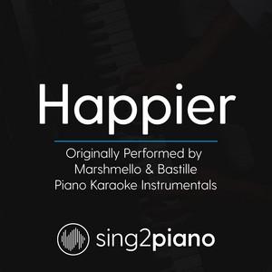 Marshmello & Bastille - Happier