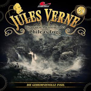 Die neuen Abenteuer des Phileas Fogg, Folge 24: Die geheimnisvolle Insel Audiobook