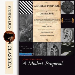 A Modest Proposal (Unabridged) Audiobook