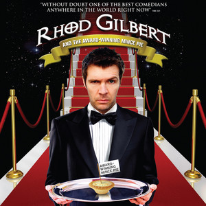 Rhod Gilbert tickets and 2021 tour dates