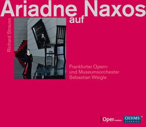 Ariadne auf Naxos, Op. 60, TrV 228a: The Opera: Ein Schones war, hiess Theseus Ariadne (Ariadne) cover art