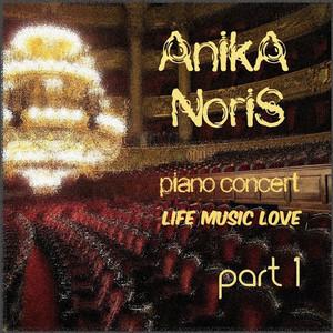 Piano Concert. Life Music Love, Pt. 1
