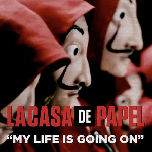 My Life Is Going On - Música Original De La Serie... cover art