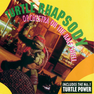 Turtle Power cover art