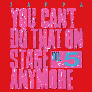 You Can't Do That On Stage Anymore, Vol. 5 album