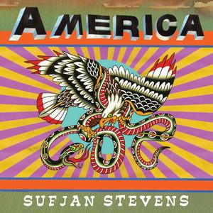 America by Sufjan Stevens cover art
