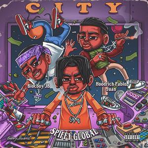 In The City (feat. BlocBoy JB & HoodRich Pablo Jaun)