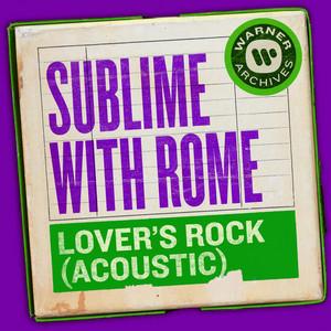 Lover's Rock (Acoustic)