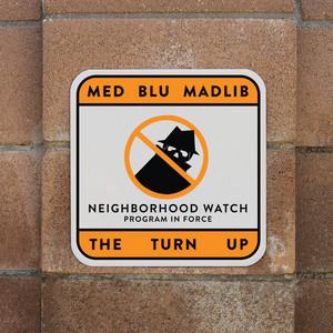 MED, Blu And Madlib – The Turn Up (Studio Acapella)