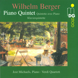 Berger: Piano Quintet