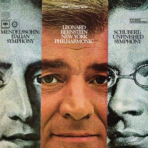 "Symphony No. 4 in A Major, Op. 90 ""Italian"": I. Allegro vivace by Felix Mendelssohn, Leonard Bernstein, New York Philharmonic"
