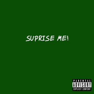 SUPRISE ME! [with Young Cashew] cover art