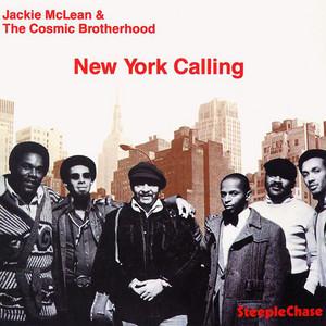 New York calling by Jackie McLean