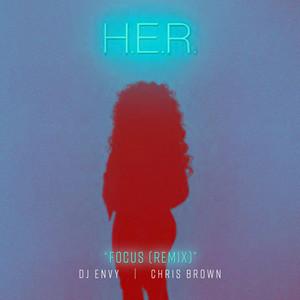 Focus (feat. Chris Brown) [DJ Envy Remix] cover art
