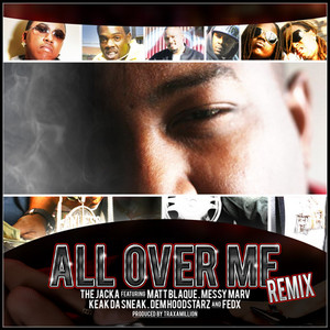 All Over Me Remix