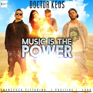 Doctor Keos ft. Francesca Cittadino – Music is the Power (Acapella)