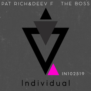 The Boss cover art
