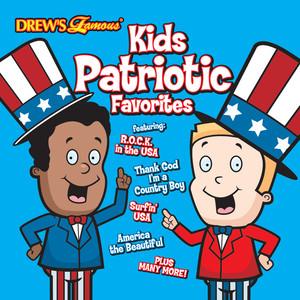Kids Patriotic Favorites album
