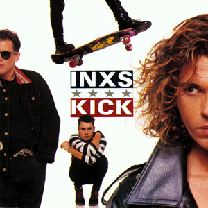 INXS – New Sensation (Studio Acapella)