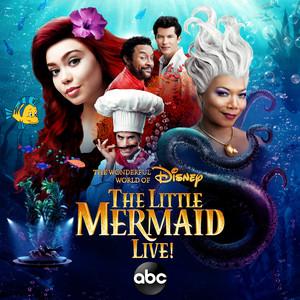 The Little Mermaid Live! album