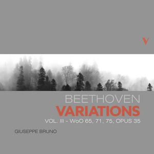 Beethoven: Piano Variations, Vol. 3
