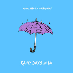rainy days in la cover art