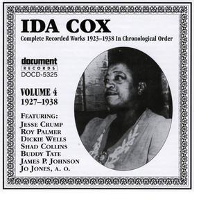 Ida Cox Vol. 4 1927-1938 album